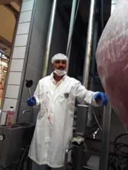 EHT - European Halal Trust - Production Line