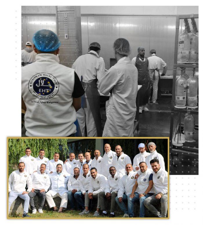 EHT - European Halal Trust - The Team