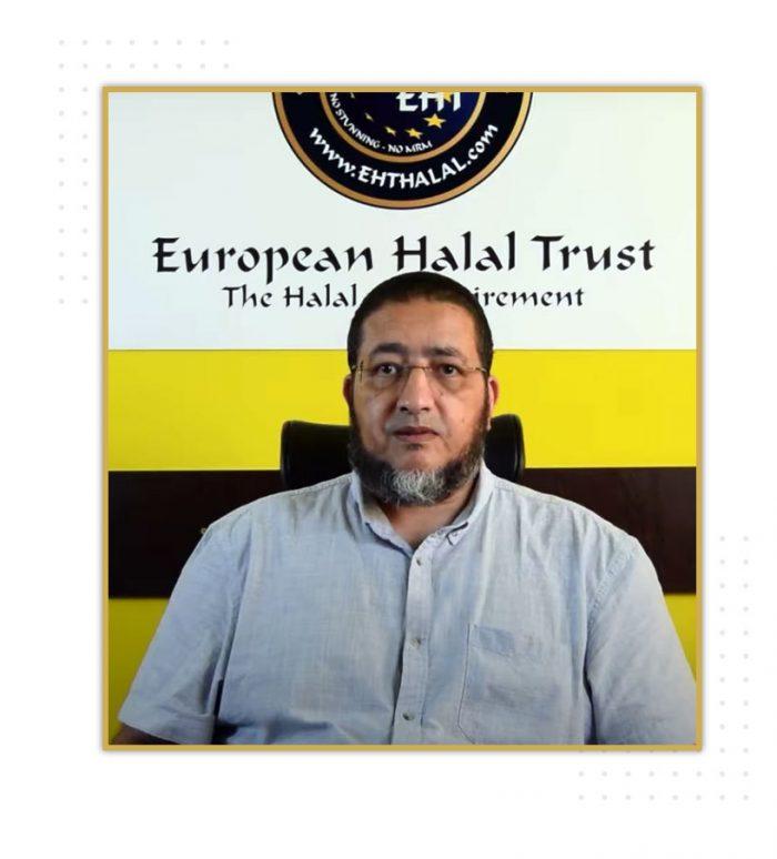 EHT - European Halal Trust - The Founder - Sheikh Mohamed Benkhelifa