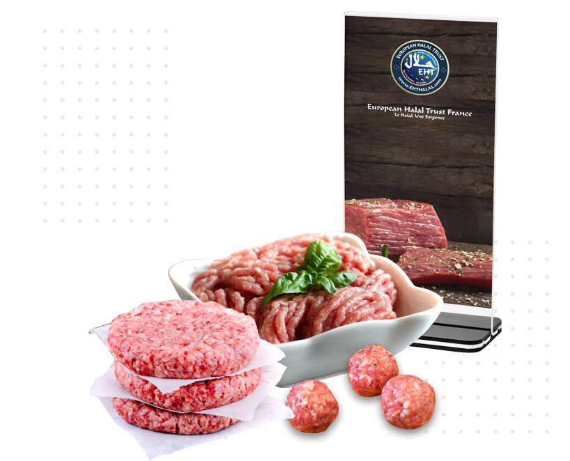EHT - European Halal Trust - BOVINE Products Line
